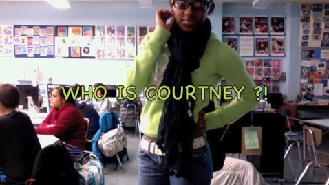 Thumbnail for entry COURTNEY SEYMORE AUTOBIOGRAPHY