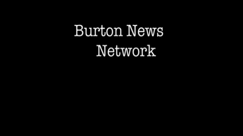 Thumbnail for entry Burton News Network for Dec 17