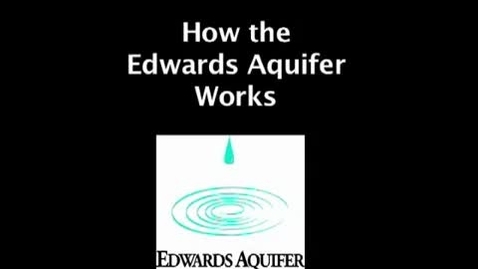 Thumbnail for entry how the aquifer work