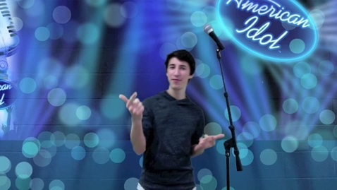 Thumbnail for entry Online Exclusive: Pennell on American Idol