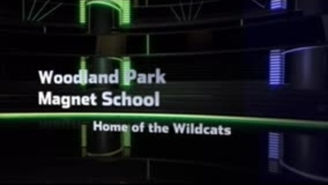 Thumbnail for entry Woodland Park Magnet School's Daily Broadcast for October 30, 2017