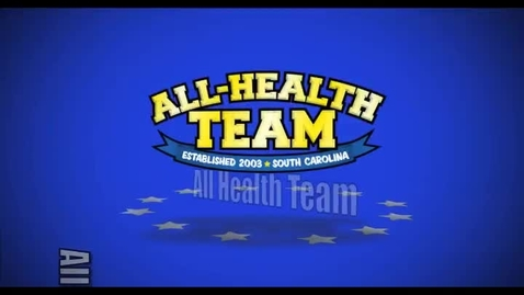 Thumbnail for entry All Health Team Commercial