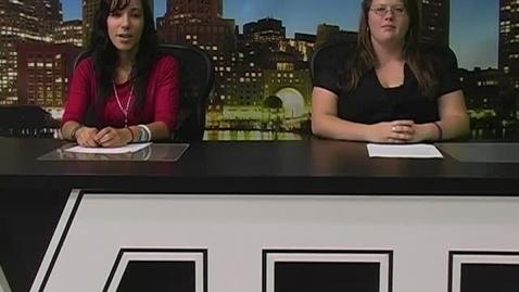 Thumbnail for entry VTTV Newscast 10/15/11