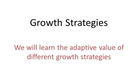 Thumbnail for entry Population Growth Strategies