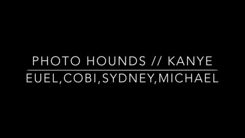 Thumbnail for entry Kanye West Photo Hound