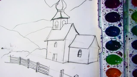 Thumbnail for entry PAINTING A BUILDING PART 1