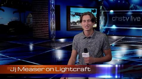 Thumbnail for entry CHSTV's Groundbreaking Lightcraft Technology