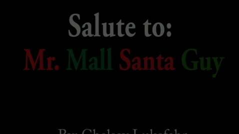Thumbnail for entry Real American Heroes: Mr. Mall Santa Guy CL5