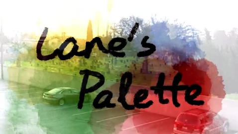 Thumbnail for entry Lane's Palette