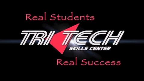 Thumbnail for entry Tri Tech Skills Center 2014-2015