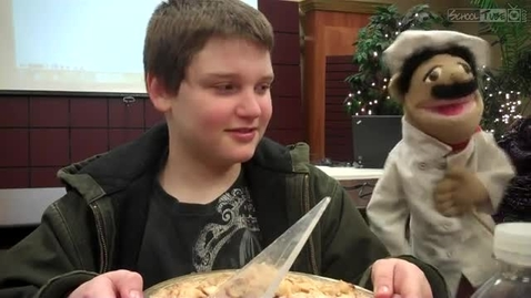 Thumbnail for entry Chris and Horatio Celebrate Pi Day