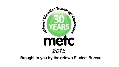 Thumbnail for entry Lucy Gray - Keynote Speaker at METC 2013