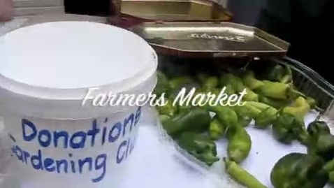 Thumbnail for entry Farmers Market 2