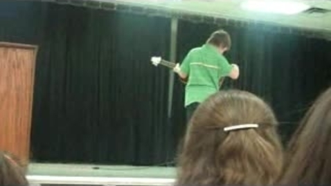 Thumbnail for entry 5th Grade Talent Show 2011