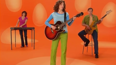 Thumbnail for entry I know a chicken Laurie Berkner