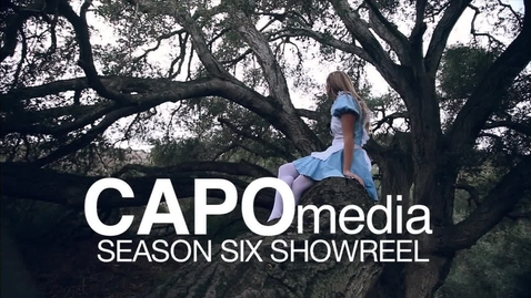 Thumbnail for entry CAPOmedia 2012 // SHOWREEL