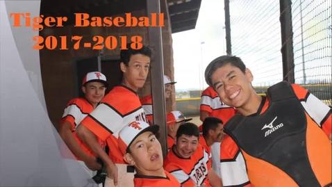 Thumbnail for entry THS Baseball 2017-2018