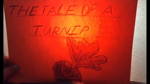 Thumbnail for entry The Tale of the Turnip