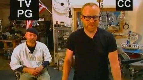 Thumbnail for entry Mythbusters Diet Coke and Mentos