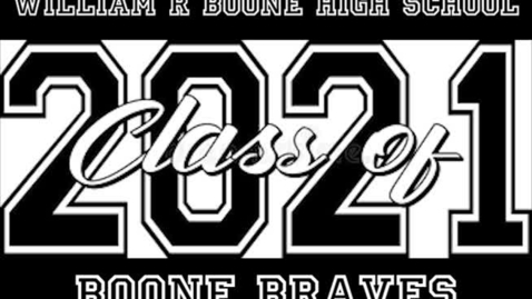 Thumbnail for entry Boone High School - Senior Prom Reception 2021