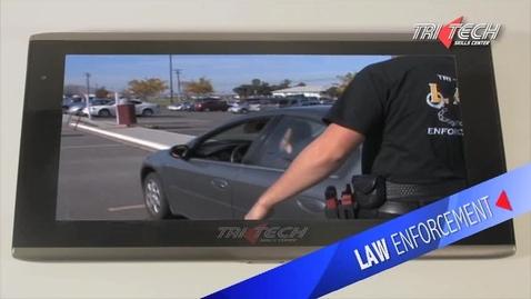 Thumbnail for entry Tri Tech Law Enforcement