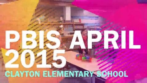 Thumbnail for entry PBIS Clayton 2015