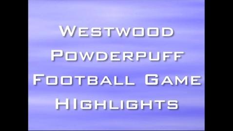 Thumbnail for entry Powderpuff Football