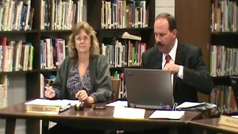 Thumbnail for entry School Board Meeting 6/14/12 Pt2