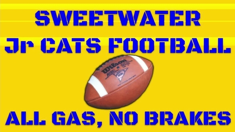 Thumbnail for entry Football All gas, no brakes!