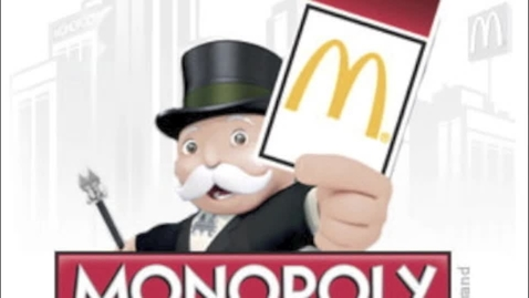 Thumbnail for entry McDonald's - Community Connection Advertising Project