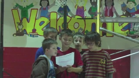 Thumbnail for entry The Preamble - Caleb, Ethan, Zachary, Bobby and Abner