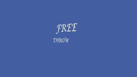 Thumbnail for entry Free Throw