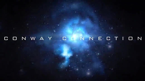 Thumbnail for entry Conway Connection, Episode#9, 10/10/16