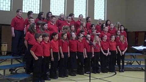 Thumbnail for entry Honor Choir Spring Program 8