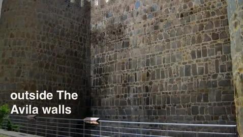 Thumbnail for entry Avila in Spain by Bruno