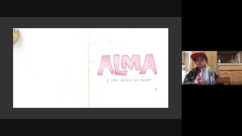 Thumbnail for entry Alma y cómo obtuvo su nombre