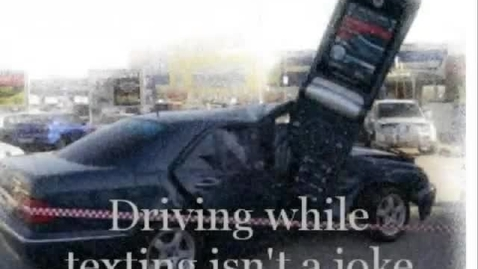 Thumbnail for entry Driving and Texting