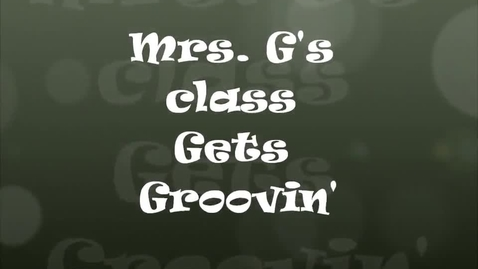Thumbnail for entry Mrs. G's Indoor Fitness Video