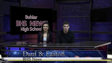 Thumbnail for entry BHS News October 13th 2015