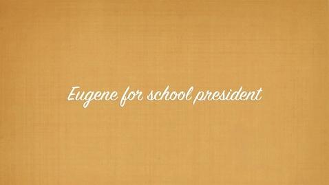 Thumbnail for entry School President HD