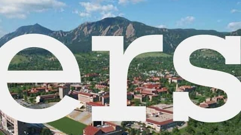Thumbnail for entry Maras University of Colorado Boulder