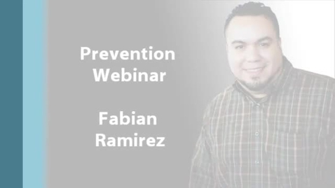 Thumbnail for entry Prevention Webinar | Bullying, Drugs, and Dropouts