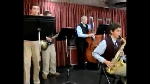 Thumbnail for entry 2013 jazz ensemble