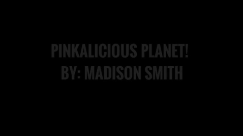 Thumbnail for entry Pinkalicious!