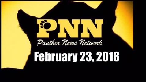 Thumbnail for entry PNN. February 23, 2018*