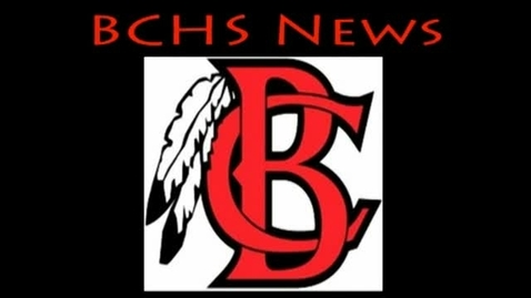 Thumbnail for entry BCHS News for PAC-TV - Episode #1 - Spring 2013