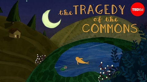 Thumbnail for entry What is the tragedy of the commons? - Nicholas Amendolare