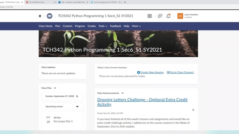 Thumbnail for entry How to Get Started in Python