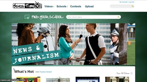 Thumbnail for entry Moderating Student Videos