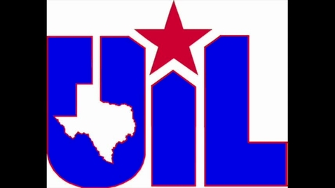 Thumbnail for entry UIL Academics Starts Now